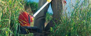 Wolf-Garten gereedschap gras bijhouden